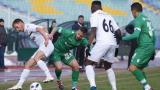 Славия и Лудогорец ще изиграят последния мач от есенния дял на първенството