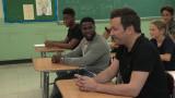 Кевин Харт и Джими Фелън се върнаха в училище