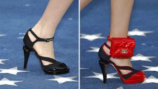 Модните тенденции в обувките за този сезон (галерия)