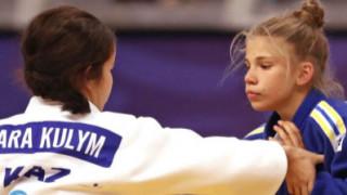 Девойките ни спечелиха злато и бронз на европейската купа по джудо в Чехия