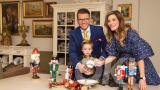 Теди Велинова и Ангел Енчев станаха родители за втори път (СНИМКА)