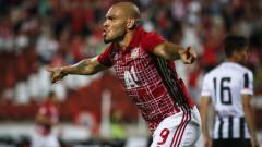 Мауридеш: Ще помагам на ЦСКА с моите попадения