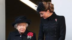 Кралицата пак похвали Кейт