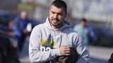 Божинов игра 5 минути за Пескара при завръщането на футбола в Италия