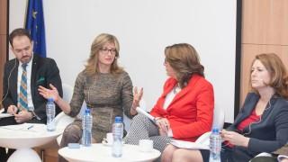 Екатерина Захариева усеща умора от разширяването в ЕС