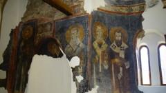 Руши се най-старата църква в Ямбол