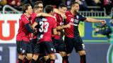 10 от Каляри отстраниха Киево за Купата на Италия, Десподов не игра