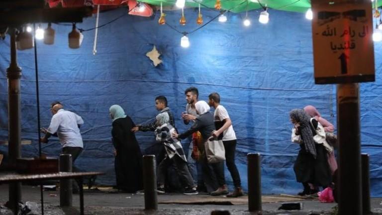 Сблъсъци в Ерусалим