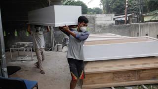 Индонезия счупи черния си рекорд за починали от COVID-19