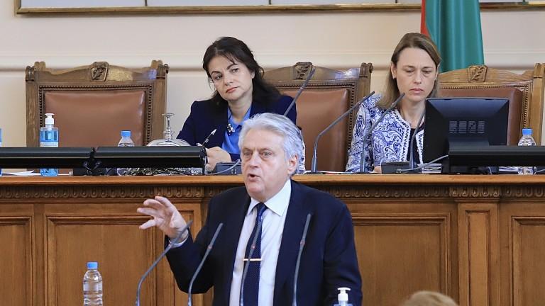 Рашков сезира прокурор за изнесените СРС-та