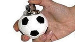 Унищожават запалки с форма на черешово топче