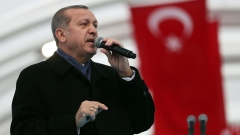 Ударът на САЩ в Сирия не е достатъчен, отсече Ердоган