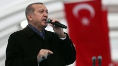 "Ердоган беснее срещу ""терористите"", ударили турската лира"