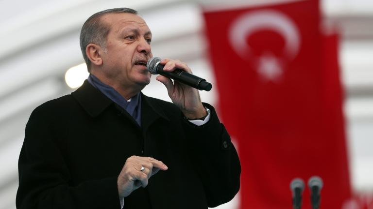 Ердоган не е добре дошъл в Австрия