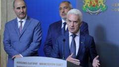 Цветанов отрича вътрешен заговор срещу Борисов