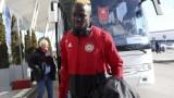 Али Соу: Искам да остана още дълго в ЦСКА, тук съм у дома