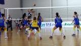 Волейболистките на Марица на победа от трета титла