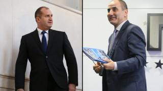 Президентството опровергава твърденията на Цветанов