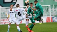Четвърта поредна победа за Славия, битка до последната минута на терена в Бистрица