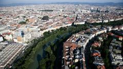 Газова експлозия предизвика частично срутване на жилищни сгради във Виена