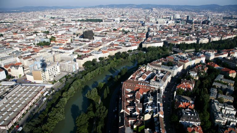 Бетон защитава правителствения квартал на Виена от тероризъм