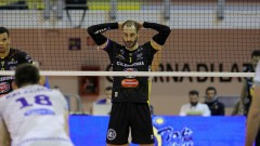 Матей Казийски се завърна в Италия с победа