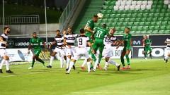 Локомотив (Пд) - Лудогорец 3:2, гол на Салинас