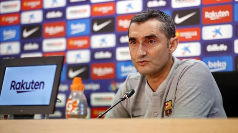 Валверде: Никой не оценява труда на треньорите