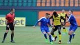 Клуб от Англия проваля трансфера на Стивън Петков в Ботев