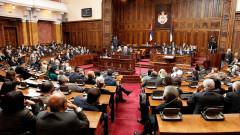 За пръв път в историята наш политик с изказване пред парламента на Сърбия