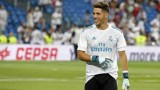 Синът на Зидан се разделя с Реал (Мадрид)