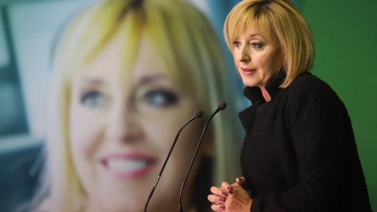 Мая Манолова: Кризата в Перник скоро ще се превърне в национална