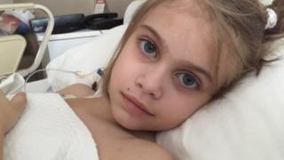 6-годишната Йоана Христова от Търново има нужда от помощ, за да живее