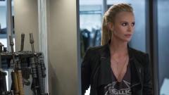 """Новата секси визия на Чарлийз Терон в """"Бързи и яростни 9"""""""