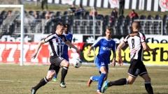Изпаднал от Първа лига пред трансфер в Дунав