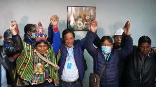 Голяма победа за социалистите в Боливия