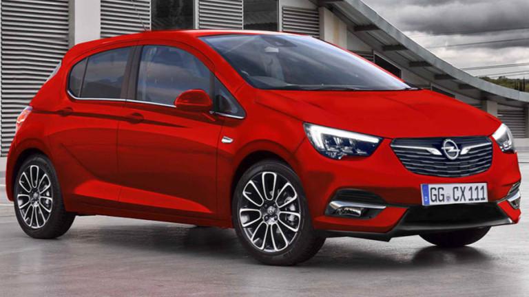 Новата Corsa с технологии от Peugeot-Citroen