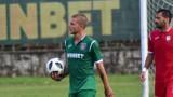 Юли Ненов не попадна в групата на Ботев (Вр) за лагера в Балчик