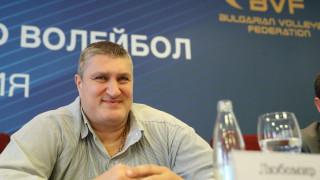 Любо Ганев: Минималната цел е класиране на Европейското първенство