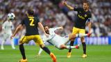 В Испания уверени: Това са стартовите състави на Атлетико (Мадрид) и Реал (Мадрид)