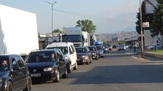 Опашка се изви на границата ни с Гърция