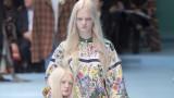 Gucci отряза главите на моделите си
