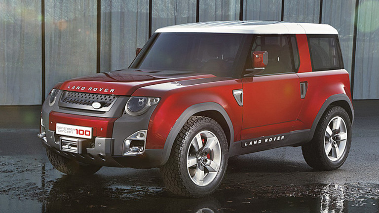 Новият Land Rover Defender излиза на пазара през 2020-а