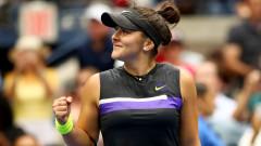 Бианка Андрееску и Белинда Бенчич отказаха турнира в Осака