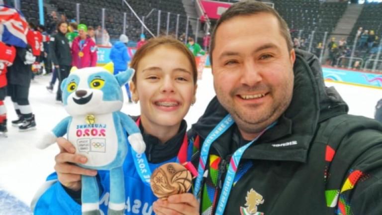 Мария Руневска: Винаги ще помня това състезание