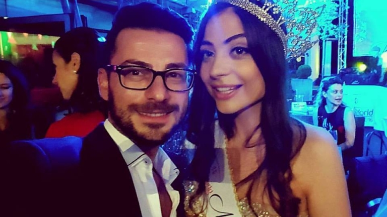 Галина Михайлова бе избрана за Мис Свят България 2016