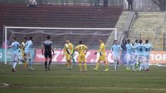 Дунав - Верея 2:0, голове на Шопов и Станоев!