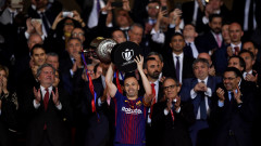 Иниеста: Не чувствам носталгия по Барселона