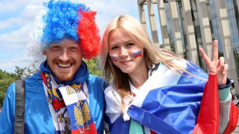 Мондиалът свърши, бирата се завръща по стадионите в Русия