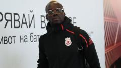 Али Соу: Отказах на Ал Ахли, щастлив съм в ЦСКА